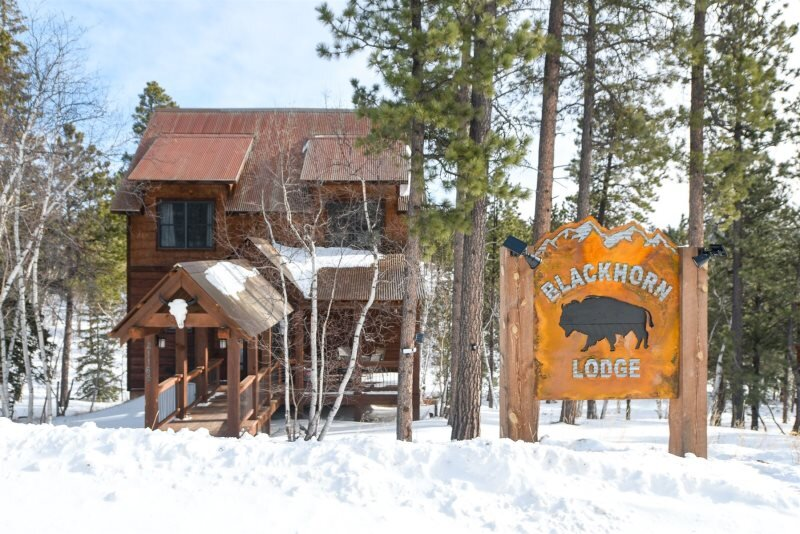 Blackhorn Lodge on Gilded Mountain, holiday rental in Iola