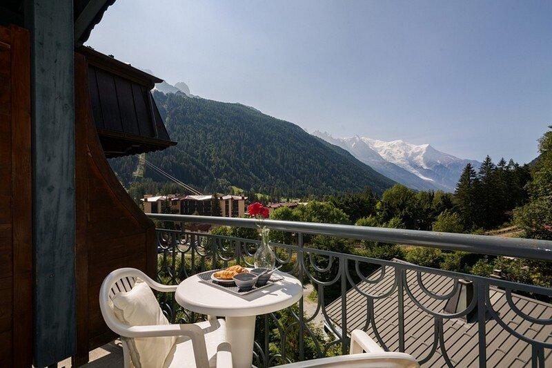 Résidence Le Cristal - Mont Blanc 18 – semesterbostad i Argentiere