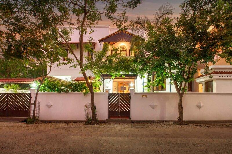 Chitrita Bhavan by Vista Rooms, location de vacances à Pondichéry