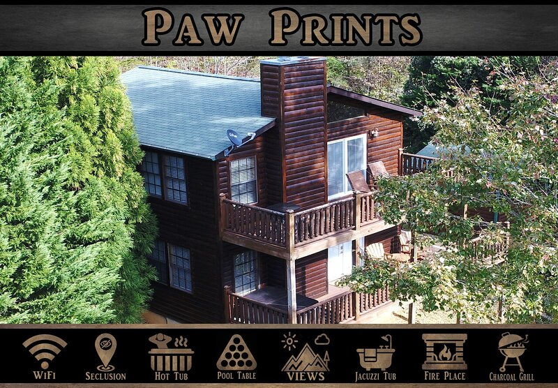 Paw Prints, holiday rental in Seymour