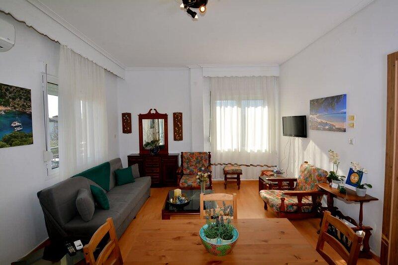 Leptokaria Seaside Summer Retreat-Fully Equipped, location de vacances à Pieria Region