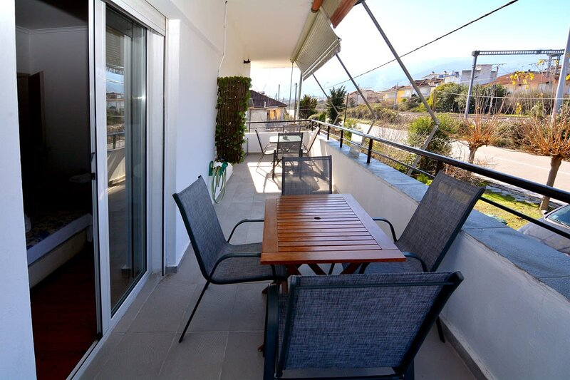 Leptokaria Seaside Summer Retreat-Fully Equipped, holiday rental in Tempi
