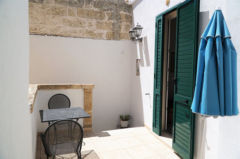 Corte San Vincenzo Monolocale con Balcone, holiday rental in Gemini