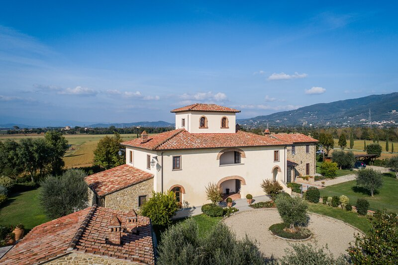 Villa La Leopoldina, holiday rental in Montagnano