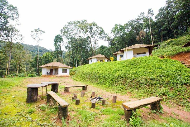 The Nest Bettathur Coorg ct No 002, alquiler de vacaciones en Bhagamandala