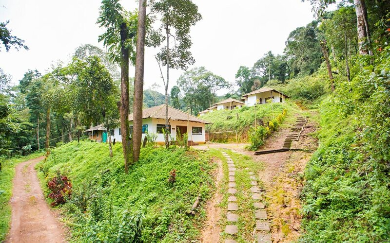 The Nest Bettathur, Coorg Ct 003, alquiler de vacaciones en Bhagamandala
