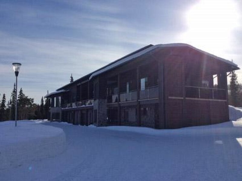 Holy lake chalet, holiday rental in Rukajarvi