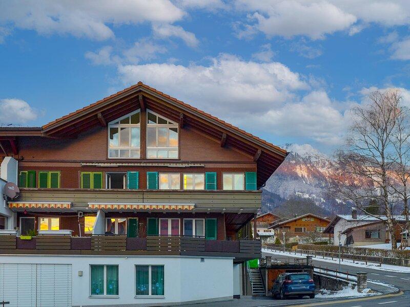 Belvedere, location de vacances à Giessbach