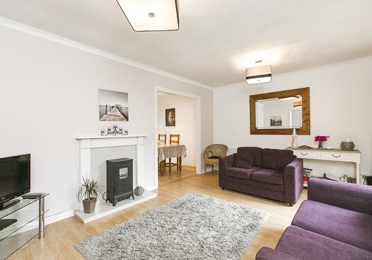 Seahaven Apartment, holiday rental in North Berwick