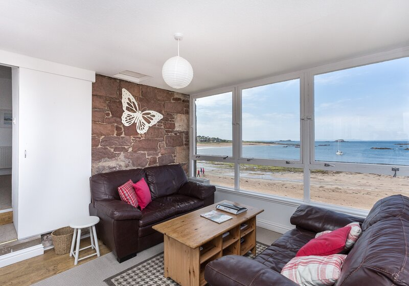 The Gulls, holiday rental in North Berwick