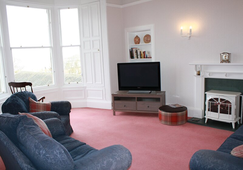 Island View Apartment., holiday rental in Dirleton