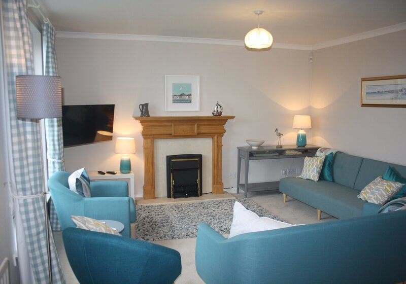 Dirrumadoo Apartment, holiday rental in North Berwick