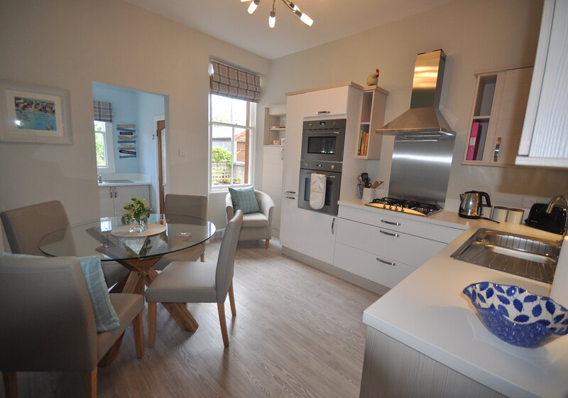 Links Corner Apartment, Ferienwohnung in Gullane