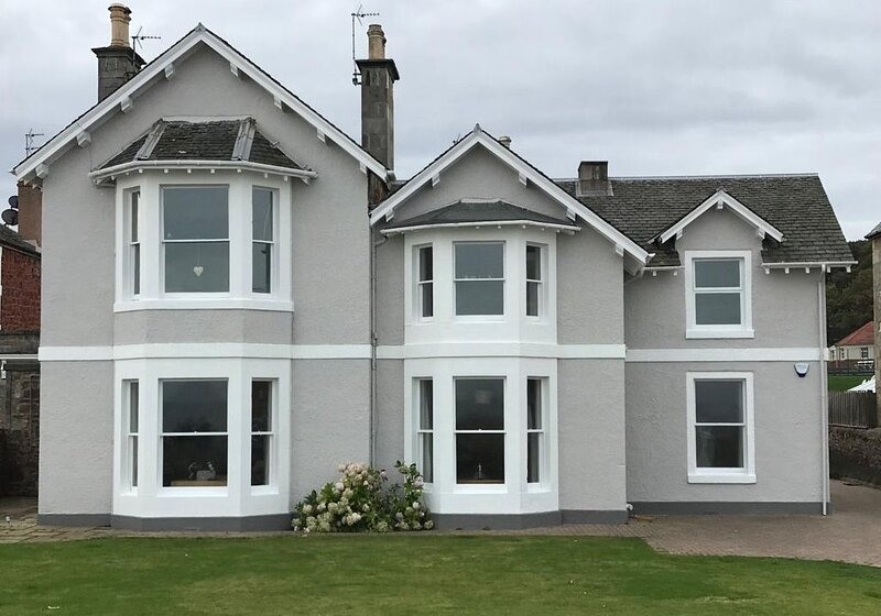 Firth View Apartment, holiday rental in North Berwick