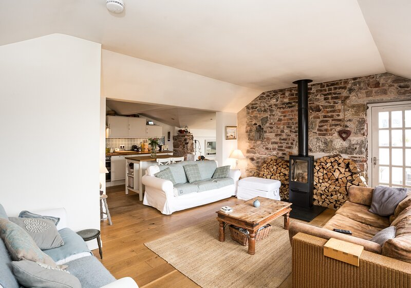 Sand Cottage, holiday rental in North Berwick