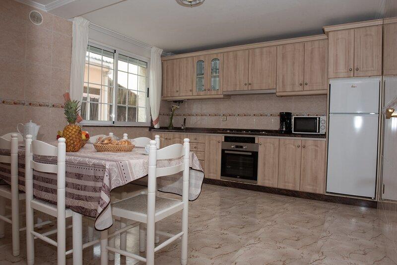 Casa El Rincón de Alberto, location de vacances à Camelle