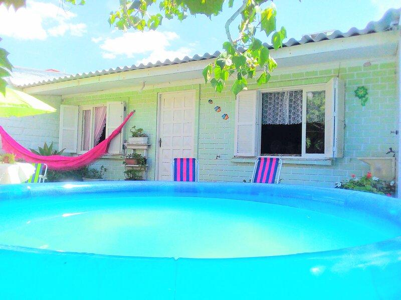 Chalé da Paz, Cidreira, casa vacanza a Stato di Rio Grande do Sul