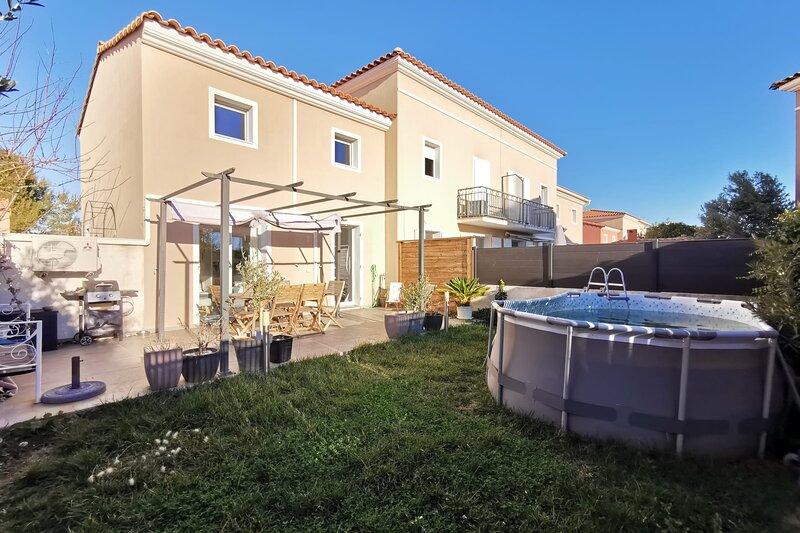 Fantastic 4 bedroom house with pool - Dodo et Tartine, location de vacances à Port-de-Bouc