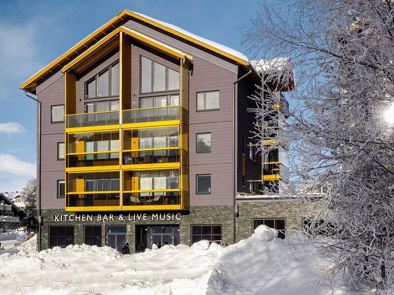 Levin kunkku b8, holiday rental in Kittilä