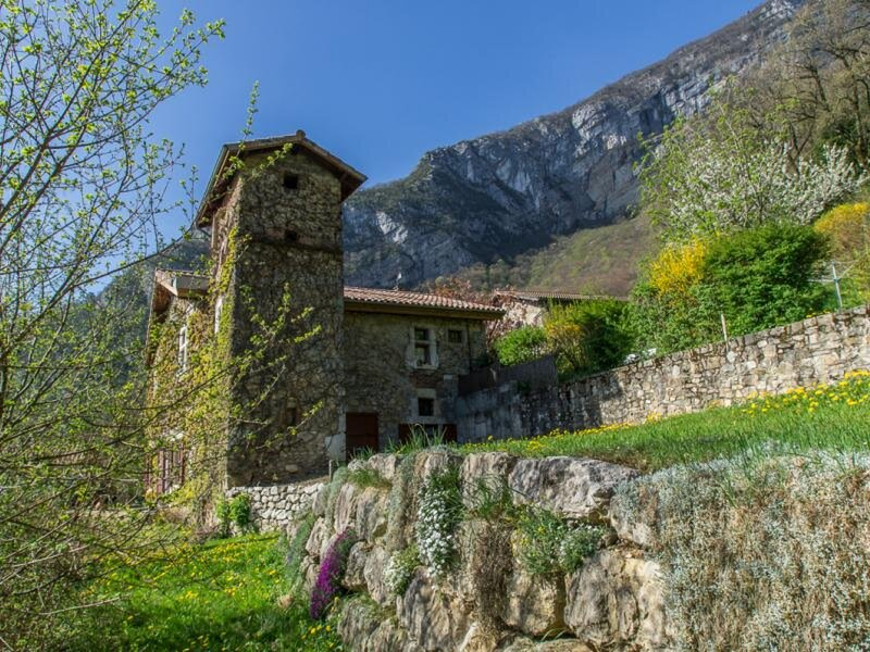 Le Chateau de St Ours, holiday rental in Chirens
