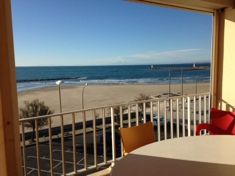 3 Pièces 6 couchages GRAU D'AGDE, holiday rental in La Tamarissiere
