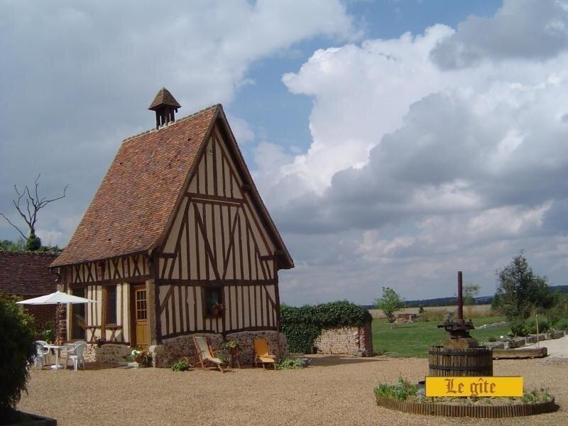 La Grande Touche, casa vacanza a Cloyes-sur-le-Loir