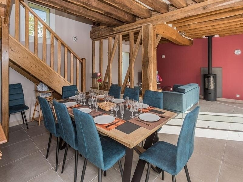 Grand gîte des hautes maisons, holiday rental in Septeuil