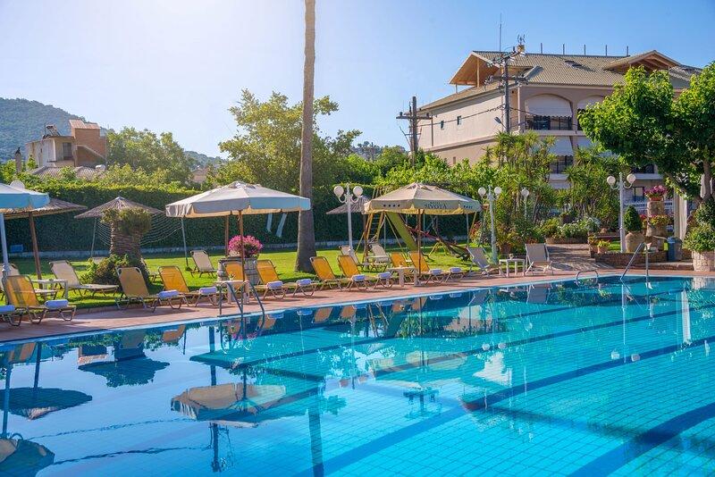 Syvota Luxury Retreat - Seaside Premium FamilySuite, casa vacanza a Thesprotia Region