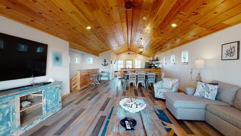 PFC1006: Redfish House, alquiler vacacional en Aransas Pass