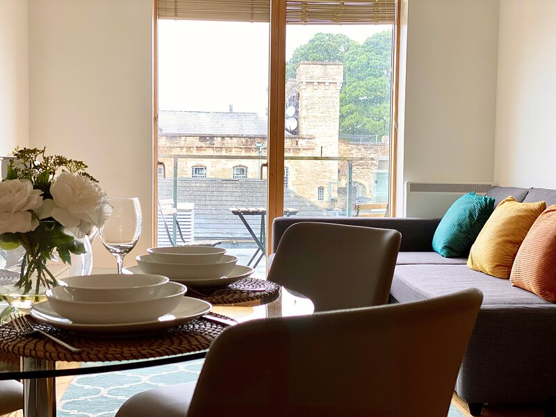 Oxford Caste View Apartment, casa vacanza a Botley