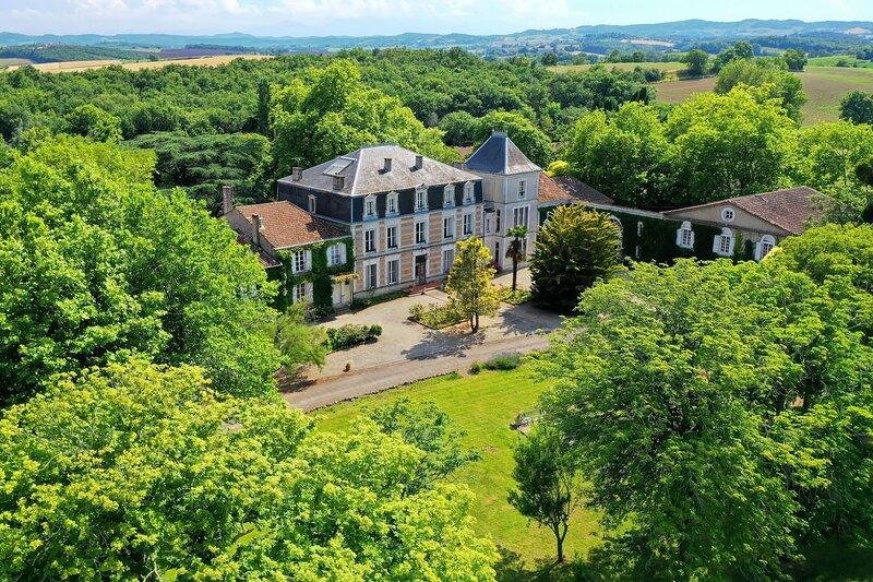 Château Saint-Joseph, location de vacances à Lasserre-de-Prouille