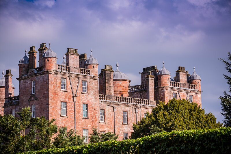 Stableyard Studio: Drumlanrig Castle, holiday rental in Sanquhar