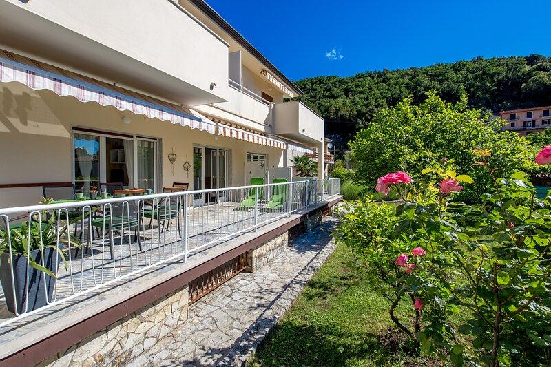 Moscenicka Draga Apartment rental, alquiler de vacaciones en Moscenicka Draga