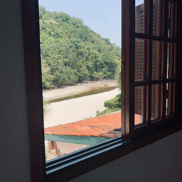 Relaxing Beach House in Prainha do Engenho - SAO009-AC, holiday rental in Juqueí