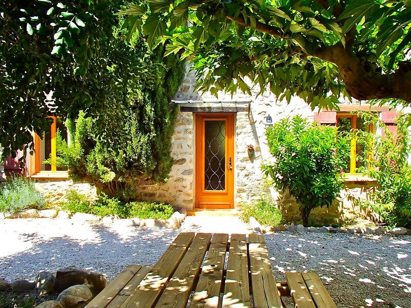Gites de la Tour Pujol - Le Tamariguer, Ferienwohnung in Argeles-sur-Mer