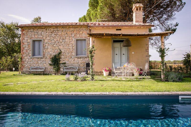 Villa il Nido, holiday rental in Pietraia