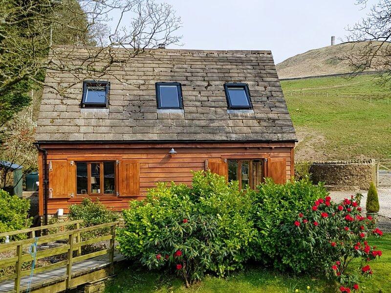 Admergill Lodge, holiday rental in Trawden