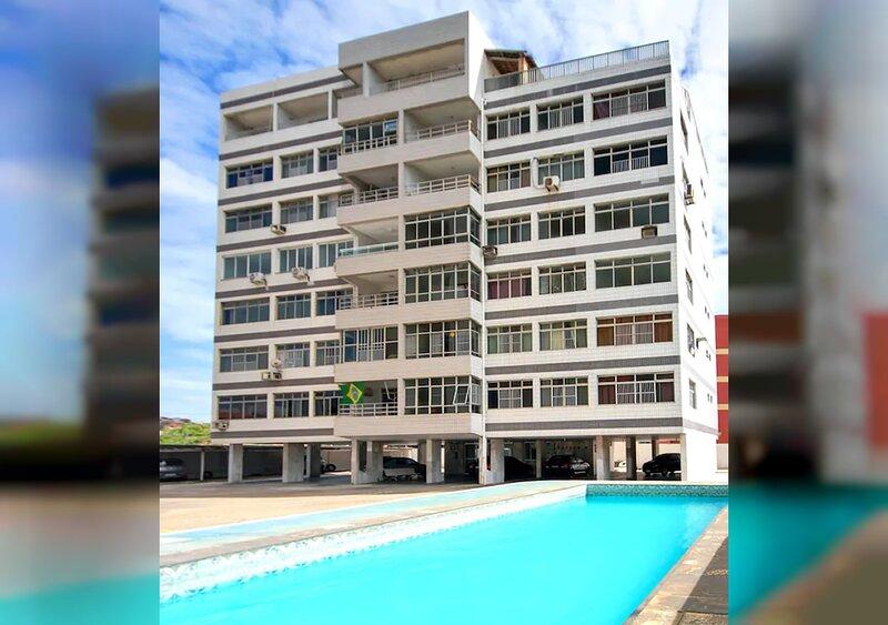 Apartamento c/ 3 Quartos(1 suíte), vista p/ o Mar na Praia do Futuro Fortaleza, casa vacanza a Fortaleza
