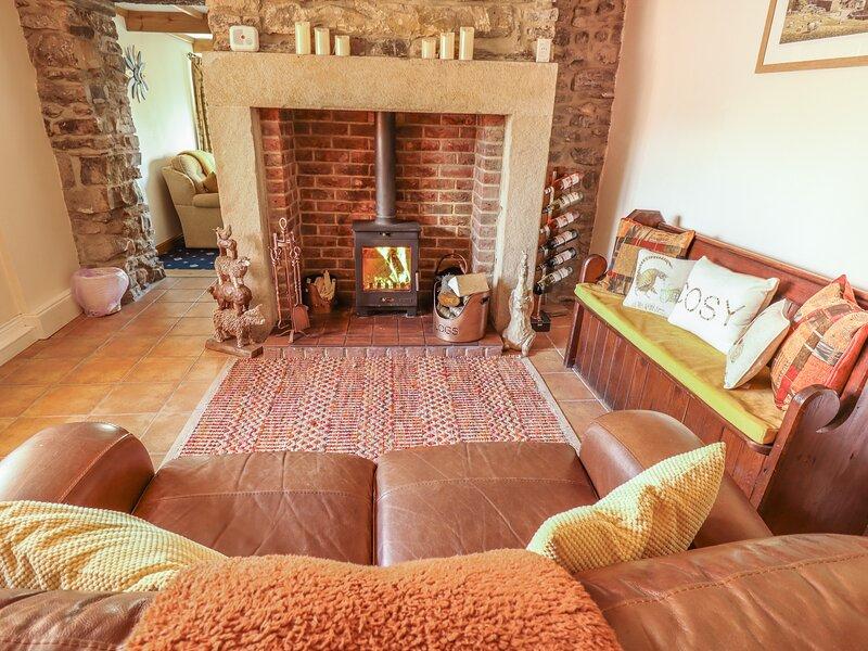 Brookside Cottage, Leyburn, holiday rental in Bellerby
