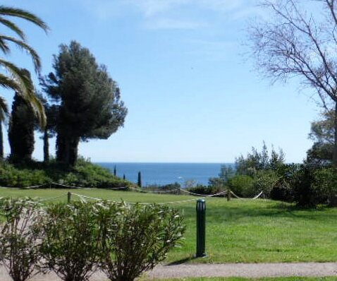 Villa Garrigue Cap Esterel, holiday rental in Agay