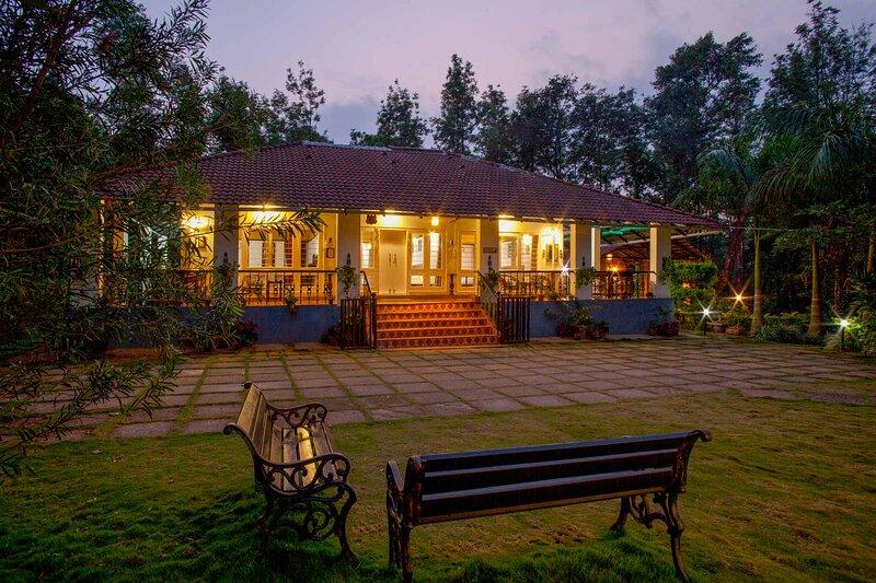 Green Pastures by Vista Rooms, aluguéis de temporada em Somvarpet