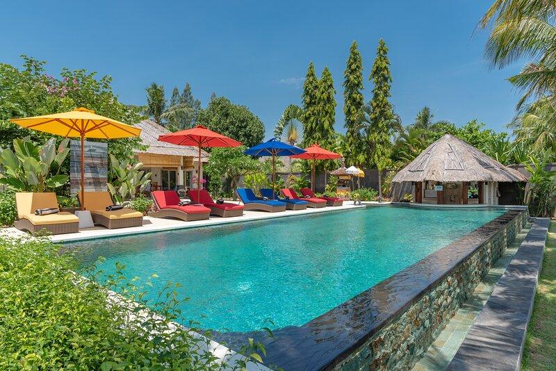 In Balance Resort - Garden View Villa 2, casa vacanza a Banjar