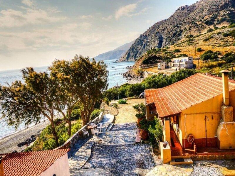 Beach House South Rethymno, holiday rental in Kerames