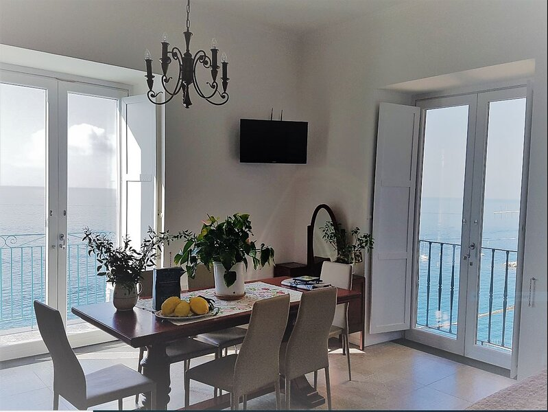 Stunning 5-guests Apartment just over the beach, holiday rental in Castiglione
