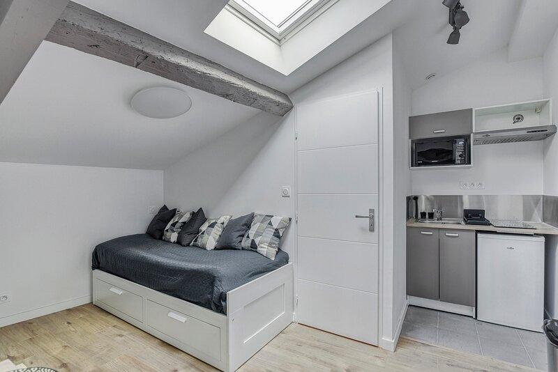 Brienne - Studio tout confort, location de vacances à Beauzelle