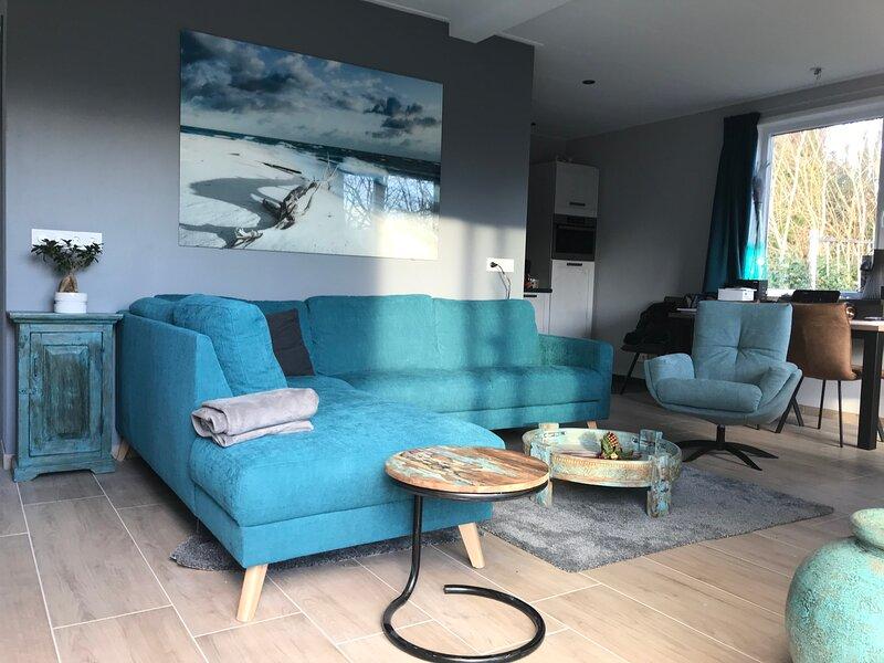 Gezond aan Zee in Ouddorp, location de vacances à Nieuwland