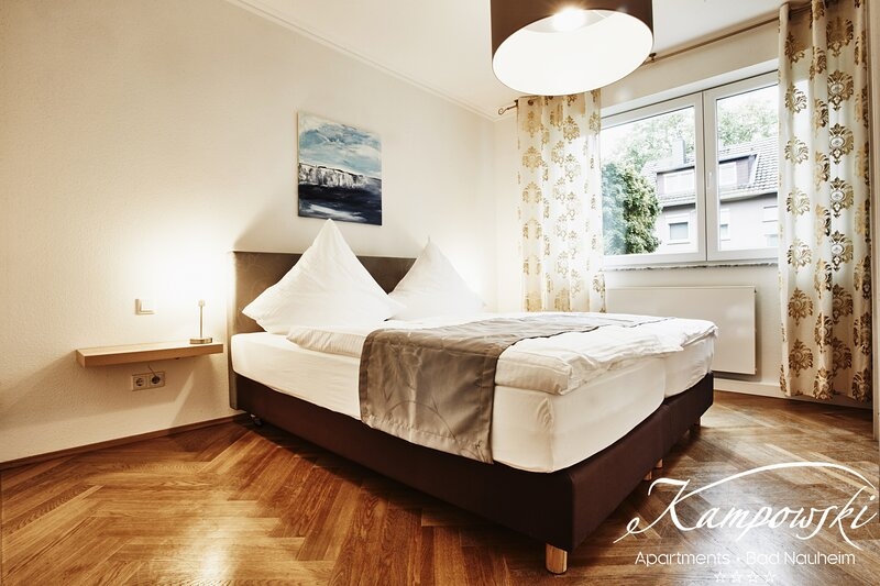 Kampowski Apartments - Bad Nauheim **** First Class Apartment, casa vacanza a Friedberg