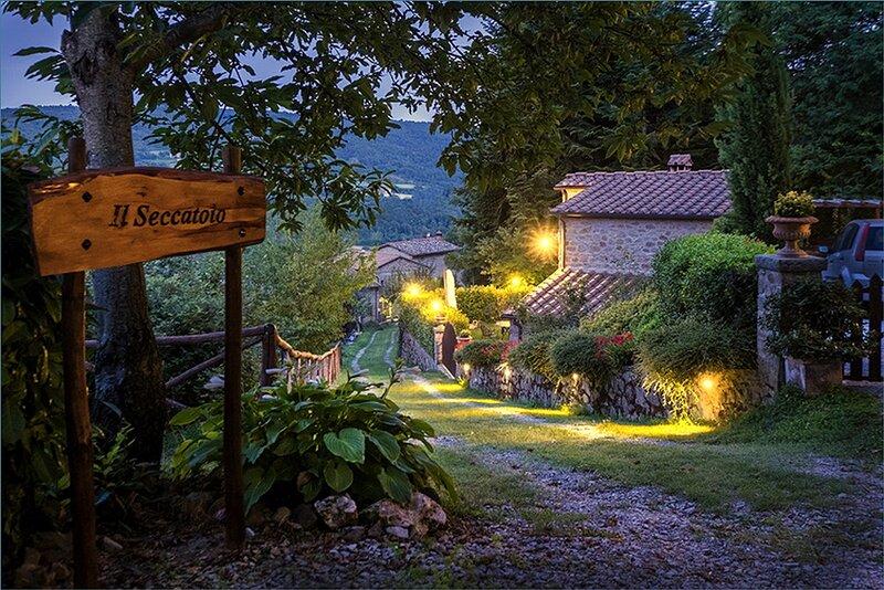 Villa Il Seccatoio, location de vacances à Col di Morro