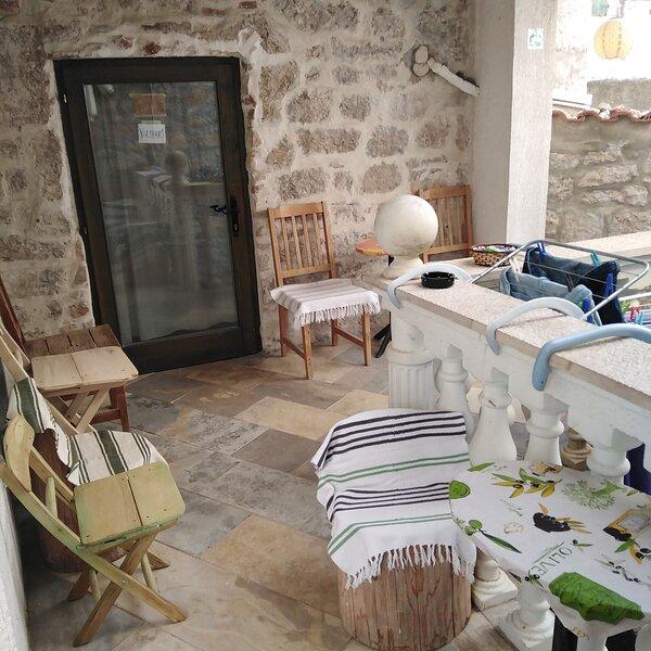 Beautiful apartment near the beach, vacation rental in Betina