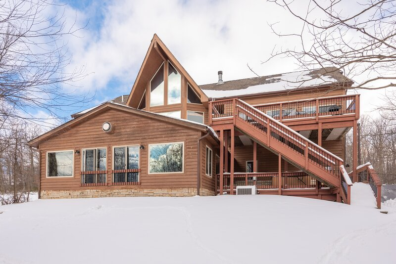 Highland Manor, holiday rental in McHenry